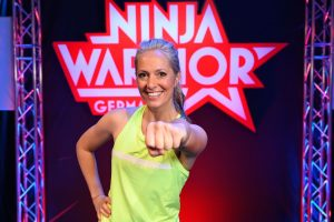 Ninja Warrior Germany Promi-Special - Angela Finger-Erben