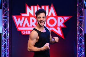Ninja Warrior Germany Promi-Special - Luca Hänni