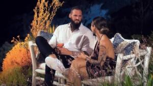 Die Bachelorette 2020 Folge 2 - Daniel M. und Melissa