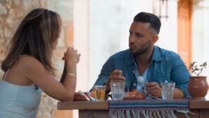 Die Bachelorette 2020 Folge 3 - Melissa und Saverio führen ein Einzelgespräch
