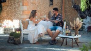 Die Bachelorette 2020 Folge 3 - Melissa und Ioannis beim Einzeldate