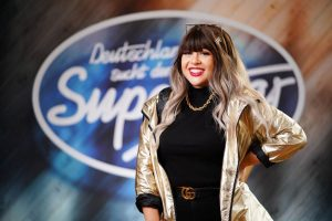 DSDS 2021 Top 44 - Claudia Greco aus Mühlacker