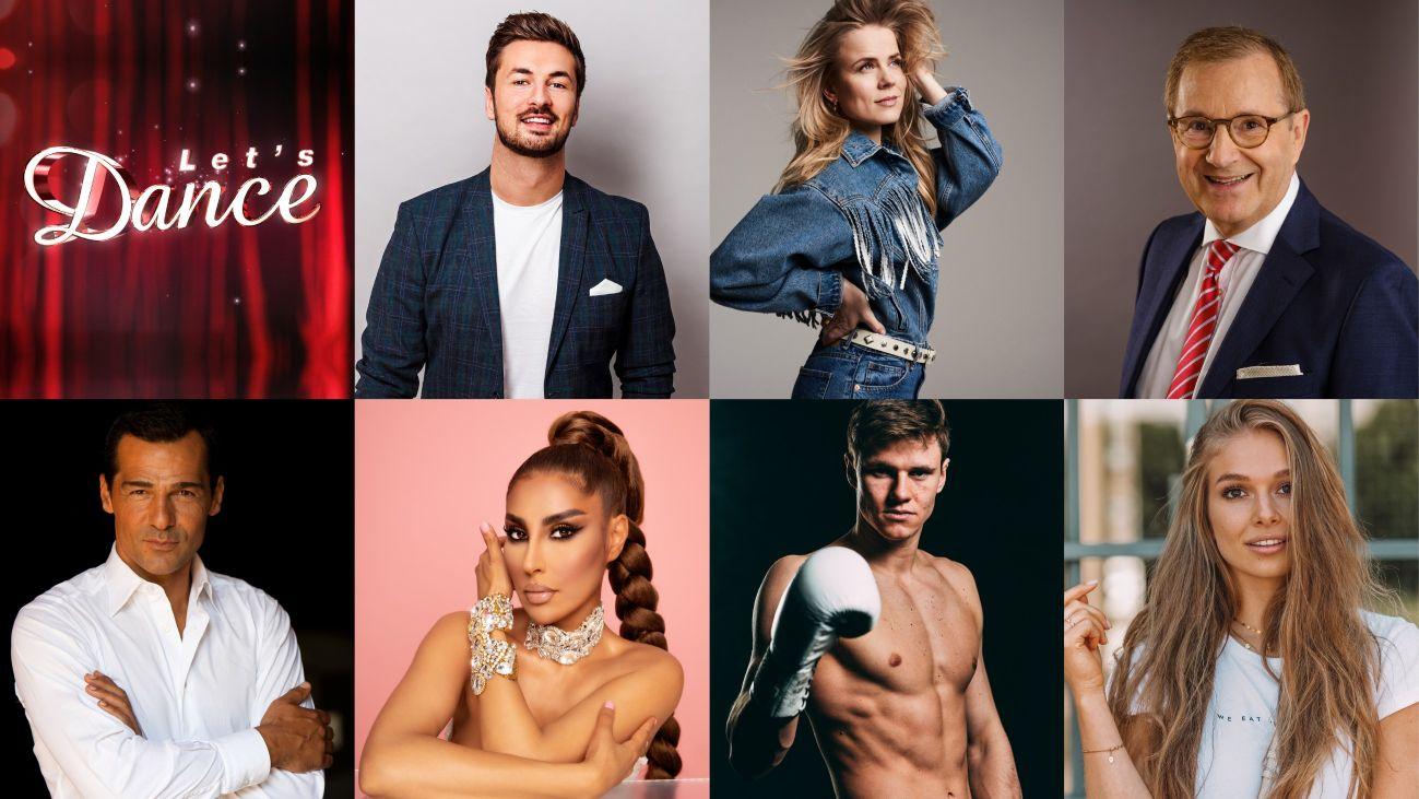 Teilnehmer Lets Dance 2021 Bilder