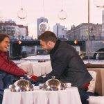 Der Bachelor 2021 Folge 2 - Anna und Niko bei einer Bootsfahrt