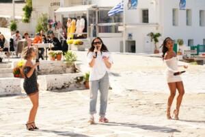 DSDS 2021 Auslandsrecall 3 - Ilaria Di Nieri, Anna Soomin Klenz und Anita Omoregie