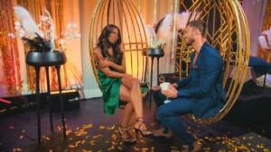 Der Bachelor 2021 Folge 4 - Linda hat Niko um ein Einzelgespräch gebeten