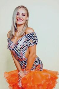 Let's Dance 2021 - Profitänzerin Marta Arndt