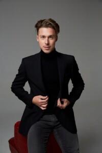Let's Dance 2021 - Profitänzer Valentin Lusin