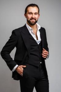 Let's Dance 2021 - Profitänzer Pasha Zvychaynyy