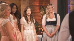 Der Bachelor 2021 Folge 5 - Denise, Linda, Esther und Laura