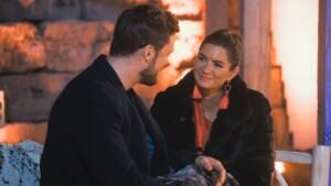 Der Bachelor 2021 Folge 7 - Niko und Michele bei ihrem Einzeldate