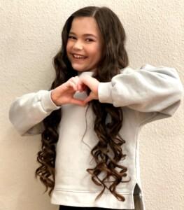 Let's Dance Kids 2021 - Profitänzerin Jana Lembersky