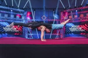 Ninja Warrior Allstars 2021 Show 1 - Simon Brunner und Pascal Probst