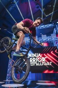 Ninja Warrior Allstars 2021 Show 1 - René Börner