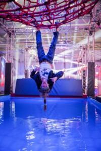 Ninja Warrior Allstars 2021 Show 1 - Tim Kramer