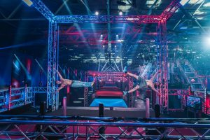 Ninja Warrior Allstars 2021 Show 1 - Jörn und Krister Kröll