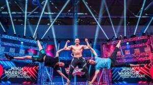 Ninja Warrior Allstars 2021 Show 1 - David Eilenstein, Simon Brunner und Pascal Probst