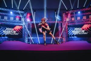 Ninja Warrior Allstars 2021 Show 1 - Maria Henneken