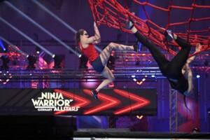 Ninja Warrior Germany Allstars 2021 - Stefanie Noppinger und Alix Arndt