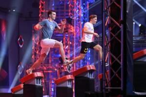 Ninja Warrior Germany Allstars 2021 - Oliver Edelmann und Christian Krömer