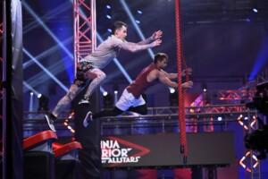 Ninja Warrior Germany Allstars 2021 - Pascal Koronowski und Stephan Spingler