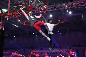 Ninja Warrior Germany Allstars 2021 - Uwe Weitzer und Sne Belayneh