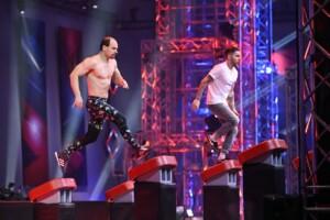 Ninja Warrior Germany Allstars 2021 - Milan Schirowski und Frank Schmidpeter