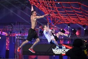 Ninja Warrior Germany Allstars 2021 - Deniro Wille und Pascal Siffert