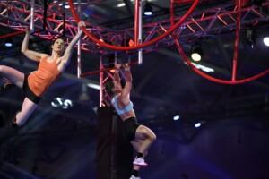 Ninja Warrior Germany Allstars 2021 - Viola Riechert und Natalia Wisniewska