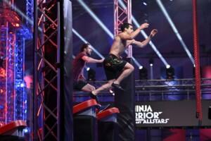 Ninja Warrior Germany Allstars 2021 - Karim El Azzazy und Viktor Brüsewitz
