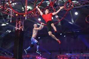 Ninja Warrior Germany Allstars 2021 - Yasin El Azzazy und Tobias Hofmann