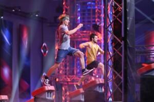 Ninja Warrior Germany Allstars 2021 - Tim Kramer und Nico Hädicke