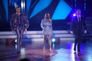Let's Dance 2021 Show 1 - Jorge González, Motsi Mabuse und Joachim Llambi