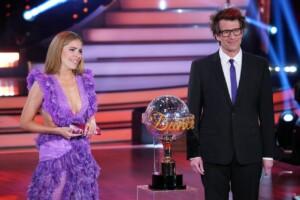 Let's Dance 2021 Show 1 - Die Moderatoren Victoria Swarovski und Daniel Hartwich