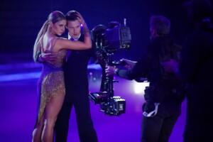 Let's Dance 2021 Show 1 - Valentina Pahde und Valentin Lusin tanzen Tango