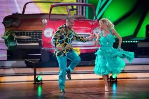Let's Dance 2021 Show 1 - Kai Ebel und Kathrin Menzinger tanzen Quickstep