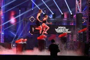Ninja Warrior Germany Allstars 2021 - Ada Theilken und Michelle Reichrath
