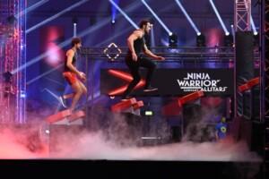 Ninja Warrior Germany Allstars 2021 - Johannes Veh und Christian Kirstges