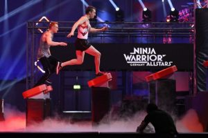 Ninja Warrior Germany Allstars 2021 - Daniel Schmidt und Adrian Wullweber