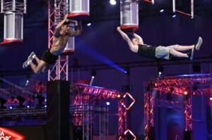 Ninja Warrior Germany Allstars 2021 - Jescher Heidl und Thomas Oppermann