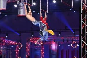 Ninja Warrior Germany Allstars 2021 - Manasse Heidl und Tony Tu