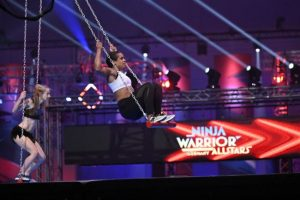 Ninja Warrior Germany Allstars 2021 - Sarah Kopp und Maria Henneken