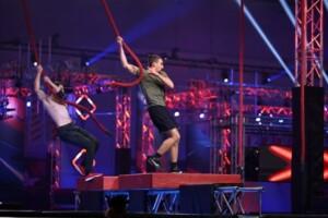 Ninja Warrior Germany Allstars 2021 - Eric Zekina und Philipp Allgeuer
