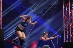 Ninja Warrior Germany Allstars 2021 - Arleen Schüßler und Jekaterina Konanchuk