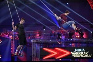 Ninja Warrior Germany Allstars 2021 - Daniel Decker und Sebastian Wicke
