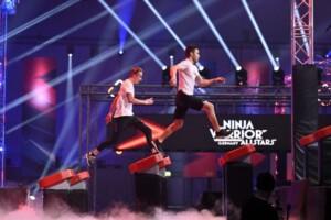 Ninja Warrior Germany Allstars 2021 - Lukas Kilian und Leon Layer