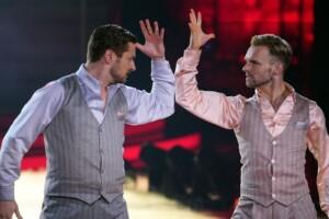 Let's Dance 2021 Show 2 - Nicolas Puschmann und Vadim Garbuzov tanzen Tango