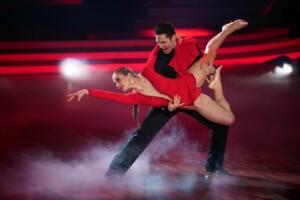 Let's Dance 2021 Show 2 - Lola Weippert und Christian Polanc tanzen Tango