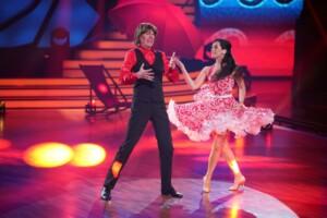 Let's Dance 2021 Show 2 - Mickie Krause und Malika Dzumaev tanzen Quickstep