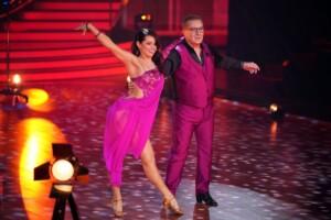 Let's Dance 2021 Show 2 - Jan Hofer und Christina Luft tanzen Rumba